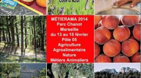 L'enseignement agricole régional au MÉTIERAMA 2014